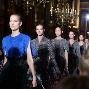runway Stella McCartney sofisticated